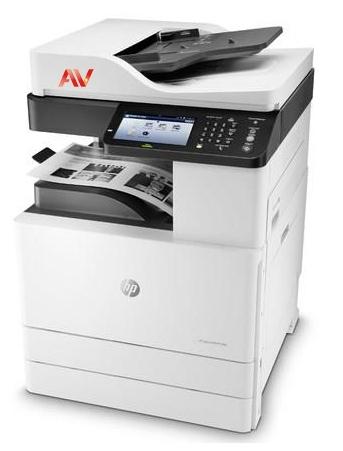 Máy photocopy in Laser đa chức năng HP E72625dn khổ giấy A3