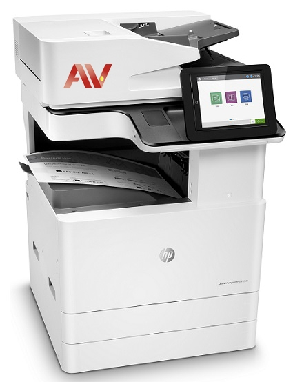 Máy photocopy in Laser đa chức năng HP LaserJet Managed MFP E72525dn E72530dn E72535dn