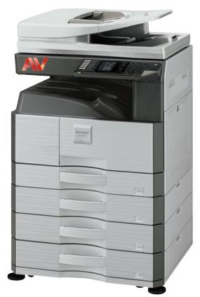 Máy Photocopy khổ giấy A3 đa chức năng SHARP AR-7024D
