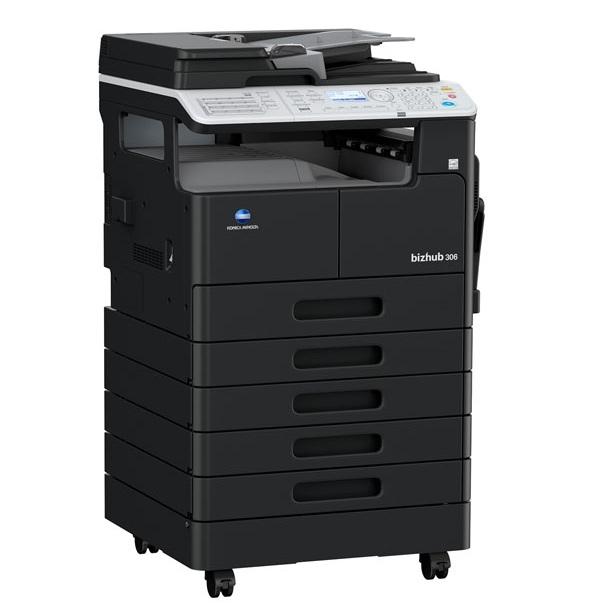 Máy Photocopy Konica Minolta Bizhub 306