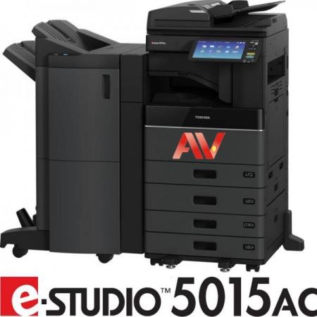 Máy photocopy màu chính hãng thế hệ mới 2020 - Toshiba e-STUDIO 5015AC