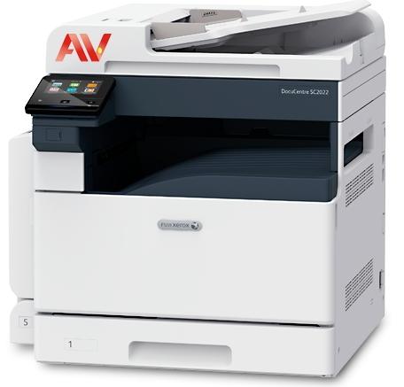 Máy photocopy màu FUJI XEROX Docucentre-S C2022 CPS