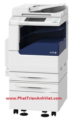 Máy photocopy màu FUJI XEROX Docucentre-V C2265 CPS