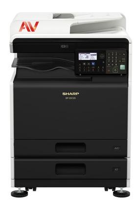 Máy Photocopy màu khổ A3 đa chức năng SHARP BP-20C25