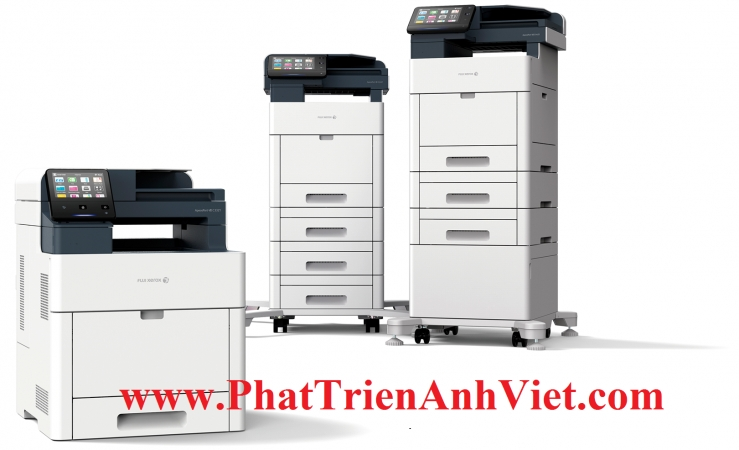 Máy photocopy màu khổ A4 Fuji Xerox ApeosPort-VII C4421 / C3321