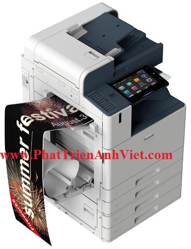 Máy photocopy màu khổ giấy A3 Fuji Xerox ApeosPort-VII C7773 / C6673 / C5573 / C4473 / C3373 / C3372 / C2273