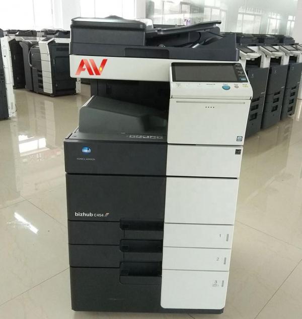 Máy Photocopy màu KONICA MINOLTA Bizhub C454e 454e C458e C458 C558e C558 C364e 364e C284e 284e C224e 224e