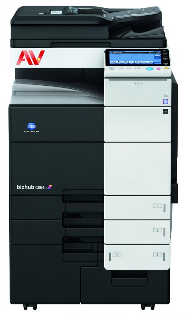 Máy photocopy màu Konica Minolta BIZHUB C654e 654e C658e C658 C554e 554e C754e 754e