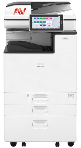 Máy photocopy màu Ricoh IM C3500