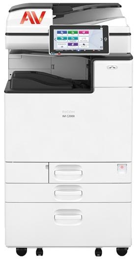 Máy photocopy màu Ricoh IM C4500