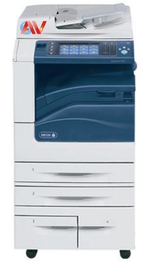 Máy photocopy màu Xerox WC 7855 tốc độ cao khổ A3 giá rẻ