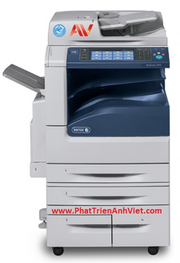 Máy photocopy màu Xerox WC7970 tốc độ cao khổ A3 giá rẻ