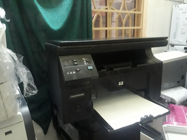 Máy photocopy mini HP LaserJet Pro M1132 MFP đa chức năng khổ A4 in scan copy