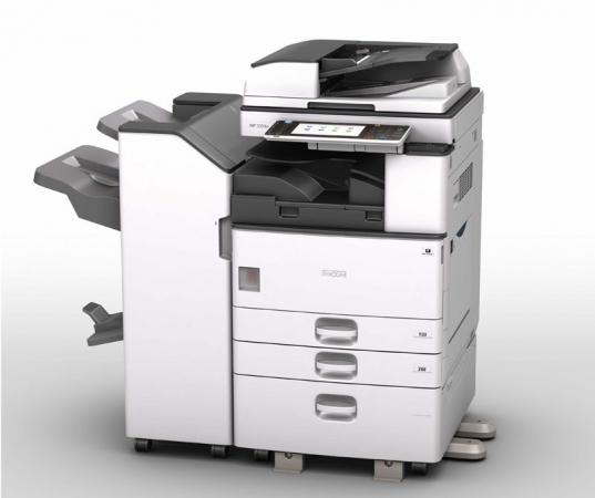 Máy photocopy Ricoh Aficio MP 3353 bao gồm ARDF DF 3090