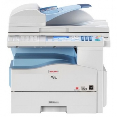 Hướng dẫn cài đặt driver card in máy photocopy Ricoh