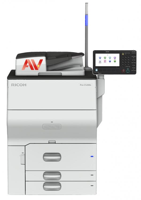 Máy Photocopy Ricoh Pro C5100S Máy in màu công nghiệp chuyên nghiệp