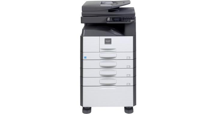 Máy photocopy Sharp AR-6023NV bao gồm AR-RP11