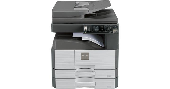 Máy photocopy Sharp AR-6031NV bao gồm AR-RP11