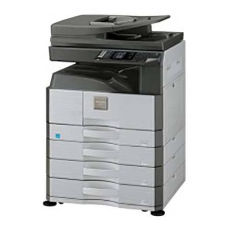 Máy photocopy Sharp MX M453U bao gồm MX PB10