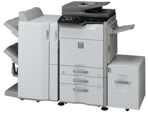 Máy photocopy Sharp MX-M460N