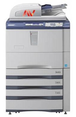 Máy photocopy toshiba E-studio 656 dòng máy công suất lớn cho Copy shop Dịch vụ