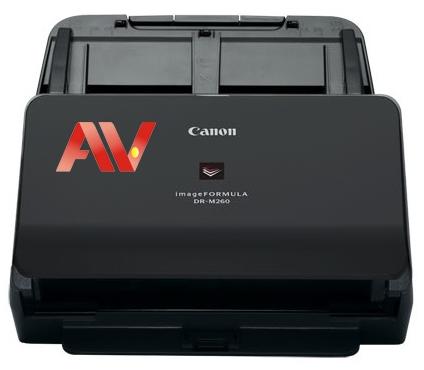 Máy quét 2 mặt Canon DR-M260 Scan Canon DR M260