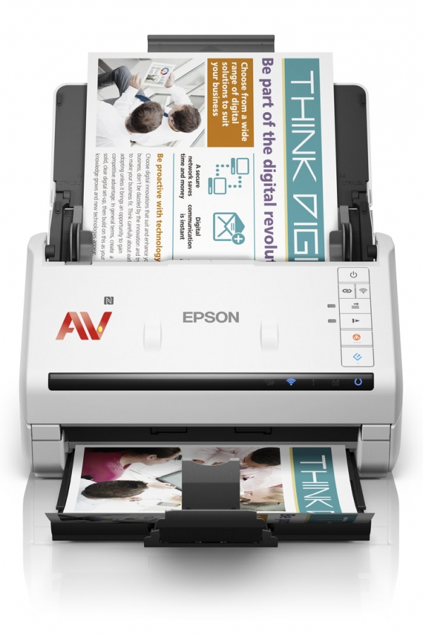 MÁY SCAN EPSON WORKFORCE DS-570W KẾT NỐI WIFI