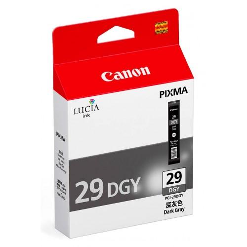 Mực in Canon PGI-29DGY - Dark Gray