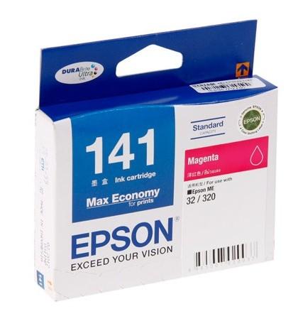 Mực in Epson C13T141390 Magenta