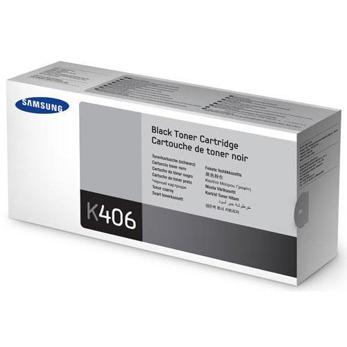 Mực in laser màu Samsung CLT-K406S (Đen)