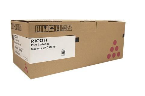 Mực in Ricoh C310HS - 406485 Magenta