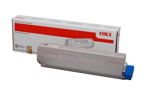 Mực màu cho máy in OKI C831n Magenta