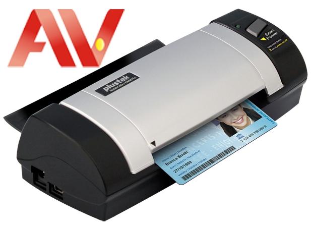 Plustek Scan D600 plus