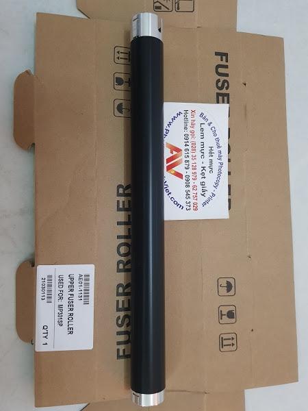 Rulo sấy Ricoh Aficio MP301SP 301SPF upper fuser roller user for MP301SP CET6155