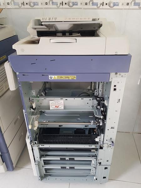 Tháo máy photocopy Toshiba hàng gỡ máy hàng zin theo máy hàng chính hãng tháo máy Toshiba E-Studio 307 357 457 507 E307 E357 E457 E507
