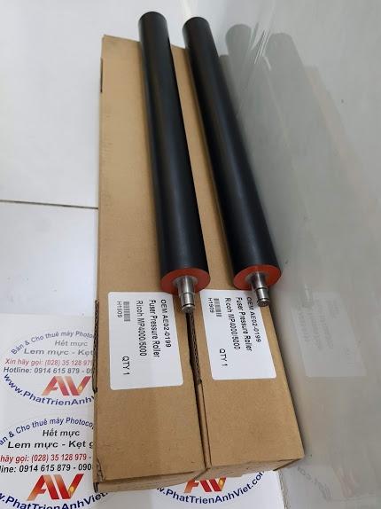 Trục ép Rulô ép OEM AE02-0199 CET6866 Fuser Pressure Roller Ép Ricoh Aficio MP5002/4002/MP5001/4001/MP4000/5000